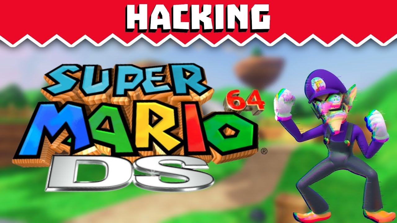 Super Mario 64 DS Hacks, Mods, and Cheat Codes - Code Breakers