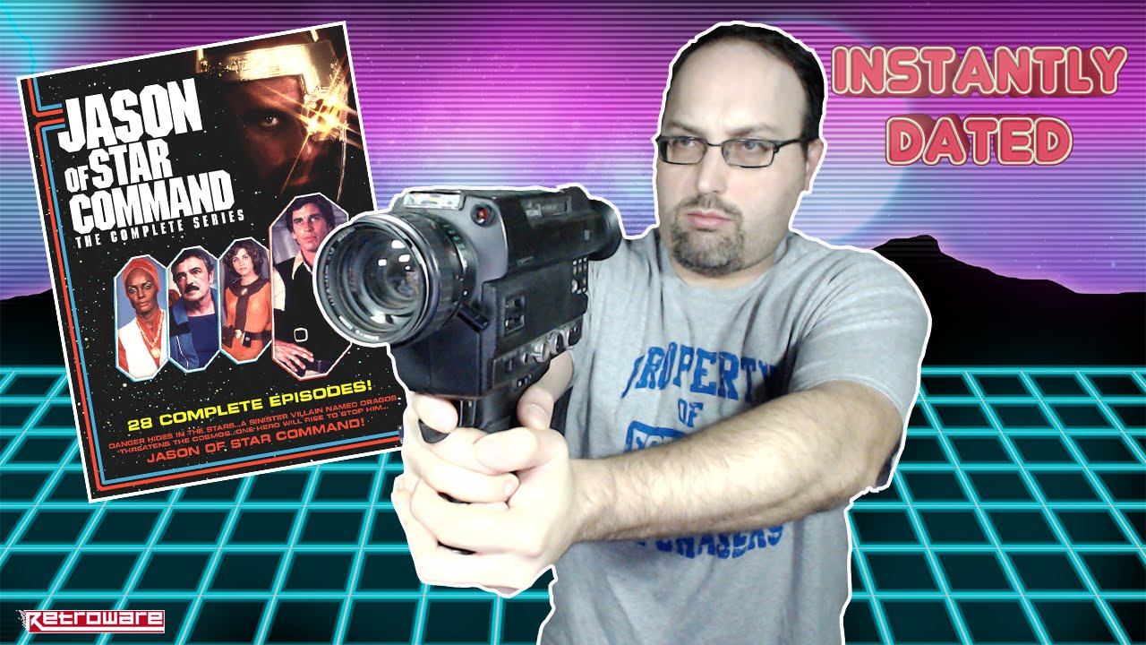 Star Trek's Scotty in Star Wars Ripoff: Jason of Star Command [VIDEO]