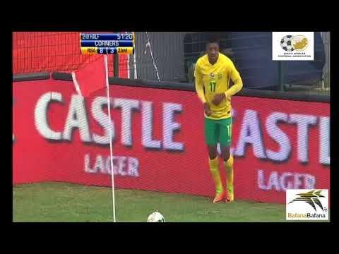 SA vs Zambia   CHAN