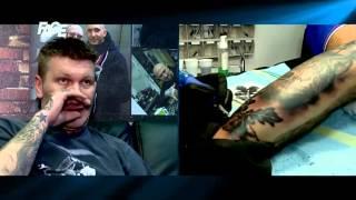 Face Magazin u posjeti jednom od najboljih tattoo majstora u Evropi