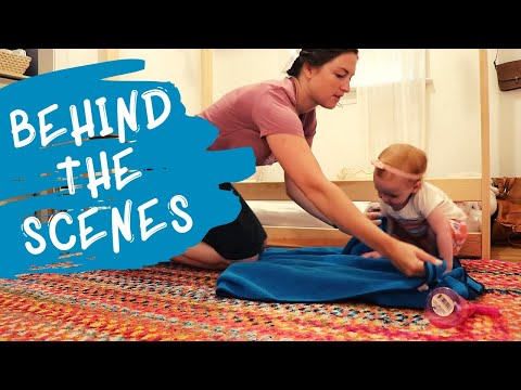 DITL Of A Mennonite Mom | 2 Under 2 | Behind The Scenes