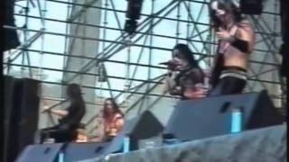 Dimmu Borgir - Tormentor of Christian Souls (Live @ Wacken 1997) [Proshot]