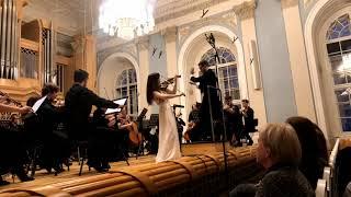 Karol Szymanowski - Violin Concerto No. 2 (Pavlová/Štefan/Academic chamber soloists)