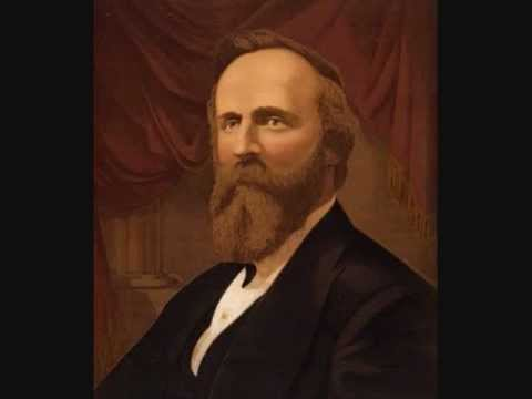 Songs of the Presidents #19 - Rutherford B. Hayes