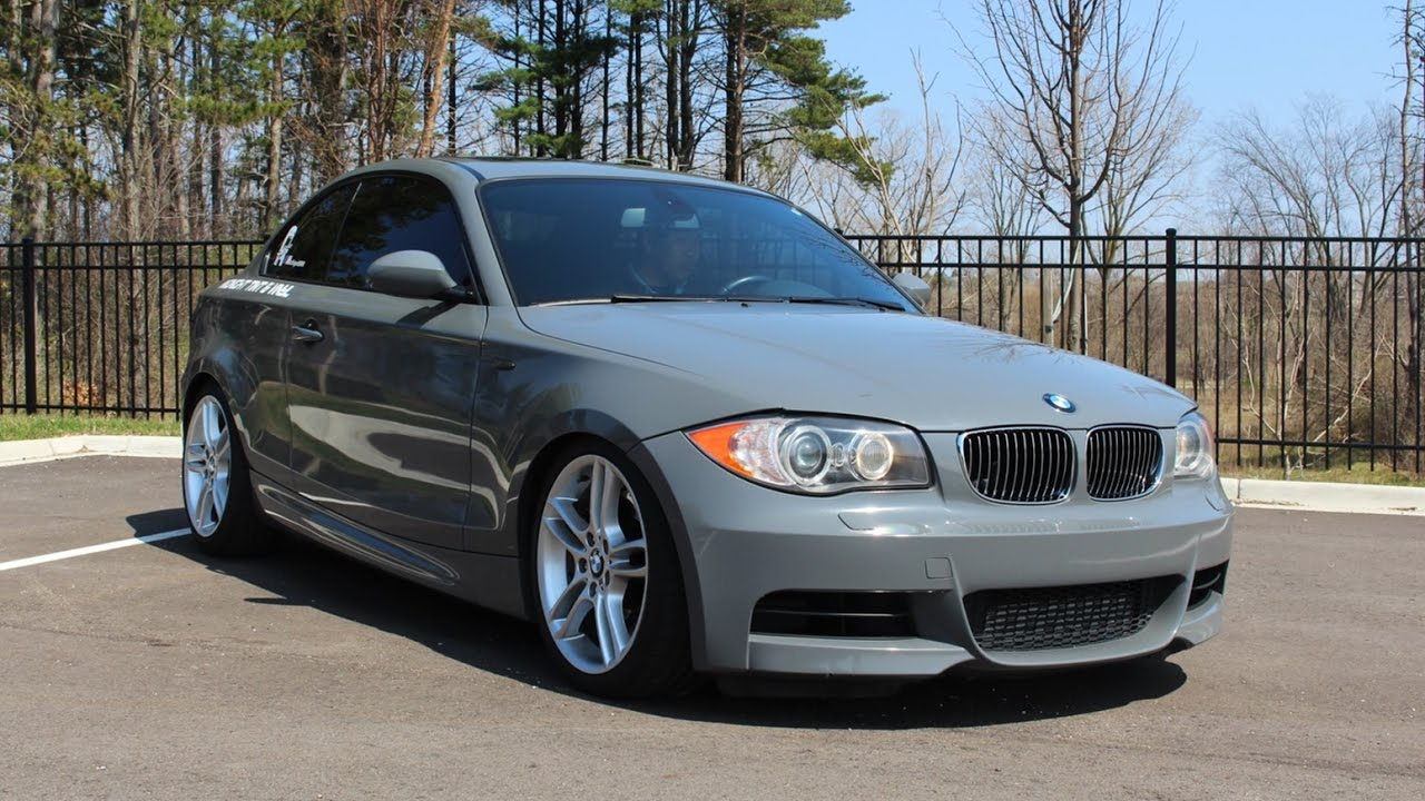 fbo bmw 135i review performance bargain youtube rh youtube com BMW 1 Series Manual BMW 135I Custom