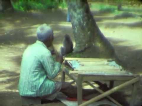 (Super 8) Indonesia - Bali in 1976