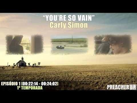 Youre So Vain  Carly Simon Preacher Soundtrack  S01E01