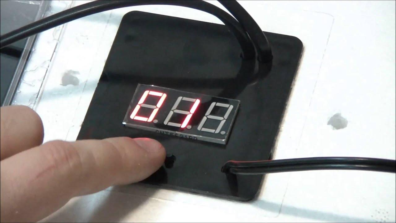 схема домашней инкубатор