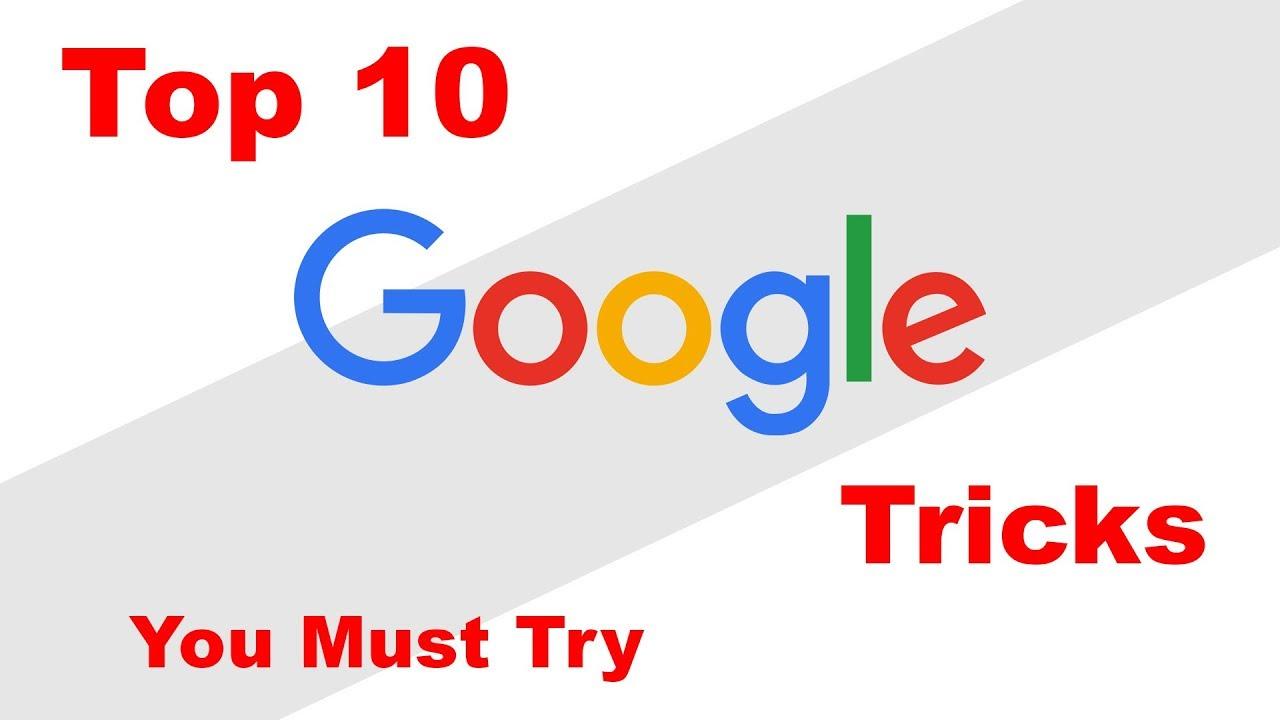top 10 cool google tricks 2018 you must try 10 google hidden