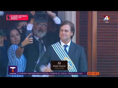 Asunción Presidencial de Luis Lacalle Pou