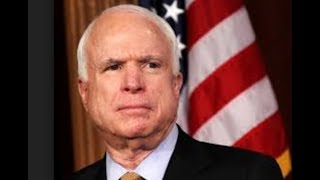 BREAKING! JOHN MCCAIN IS NO LONGER A SENATOR!