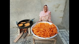 Jalebi Recipe - Crispy Crunchy Juicy | हलवाई वाली जलेबी की रेसिपी | Instant Perfect Jalebi in Hindi