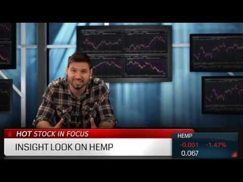 Hemp Inc (HEMP) Penny Stock News Part 1