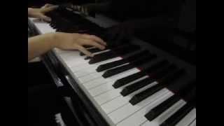 """愛.這件事情 (韓劇 """"愛在異鄉"""" 片頭曲/ 原唱 傅又宣) Piano Cover: Vera Lee"""