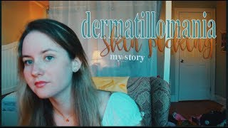 Dermatillomania (now commonly referred to as Excoriation) is a compulsive skin picking disorder cha.