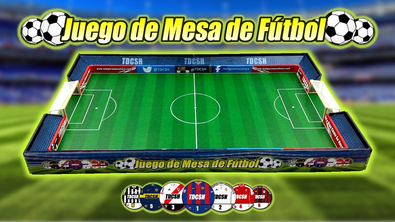 GameHow Soccer Table Table Done GameHow It's Soccer Soccer Table It's GameHow Done HDWI2E9