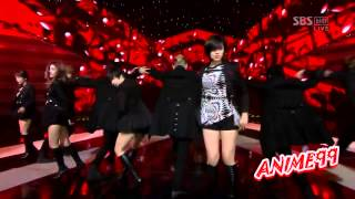 T-ara - Cry Cry Swiss Remix 4 in 1