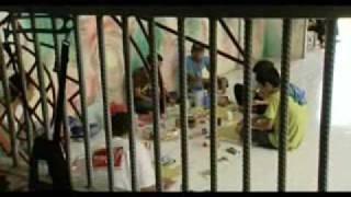 Child in Prison in Indonesia