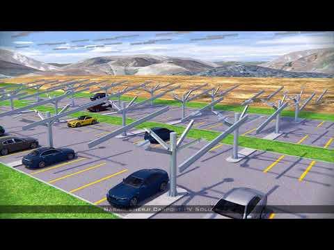 Başarı Enerji Carport PV System