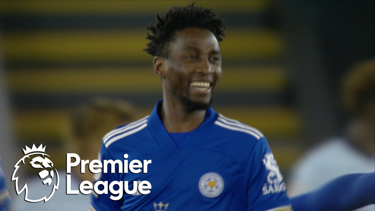 Download Wilfred Ndidi smashes Leicester into early lead against Chelsea | Premier League | NBC Sports