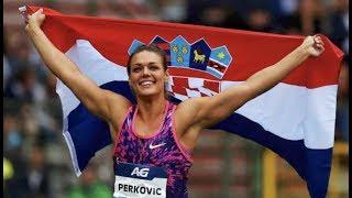 Sandra Perković poslala disk u kura* i otišla u povijest! Peterostruka prvakinja Europe!