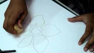 tutorial teknik resis dalam seni visual
