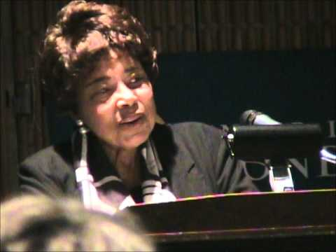 Dorothy Cotton address at 2009 Finger Lakes Bioneers, Part 4