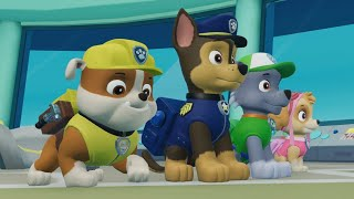 PAW Patrol On a Roll - Mighty Pups Skye Ultimate Rescue Mission  - Nickelodeon Kids Games