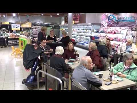 Opening lunchstudio bij Jumbo Veemarkt