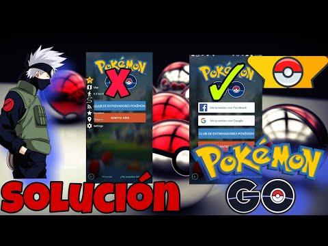 🚨Solución ¿no puedes iniciar sesión con Google y Facebook?🚨 PGSharp y Pokémon Go 2021