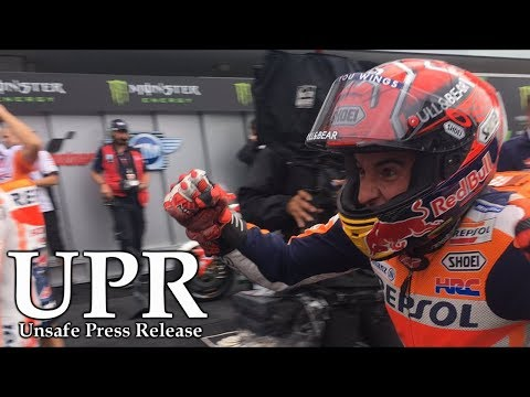 MARQUEZ IS UNFAIRLY GOOD - Unsafe Press Release #3