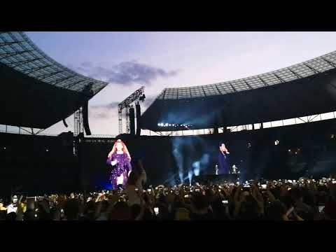 Beyoncé feat. Jay Z - LIVE BERLIN 2018 - Forever Young