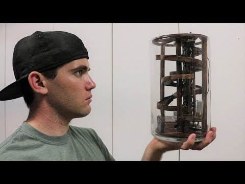 Vase Marble Machine Build, Part 3 (It's Finished!)