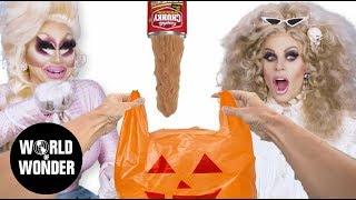 "UNHhhh Ep 70 ""Halloween"" with Trixie Mattel and Katya Zamolodchikova"