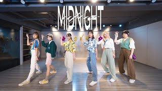 [AZURE] ASTRO (아스트로) - After Midnight Dance Cover By AZURE F…