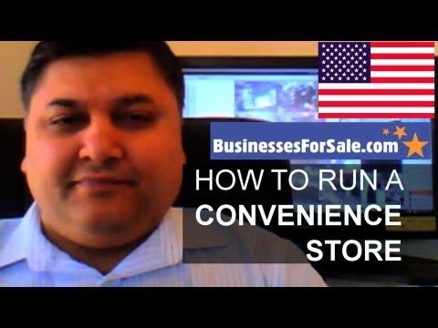 How to Run a Convenience Store