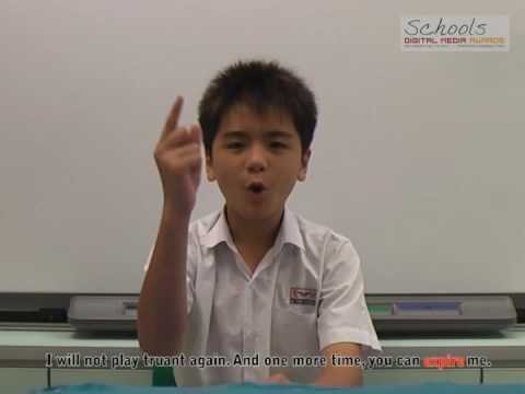 Forgiveness For A New Leaf - Ai Tong School