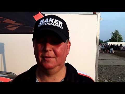 2015-07-01 APC Series Flamboro Speedway Terry Baker Post-Race Interview