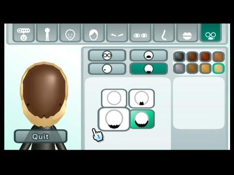 Mii Maker How to make Guy-Manuel de Homem-Christo (Daft Punk) Nintendo Switch/Wii/3DS/WiiU