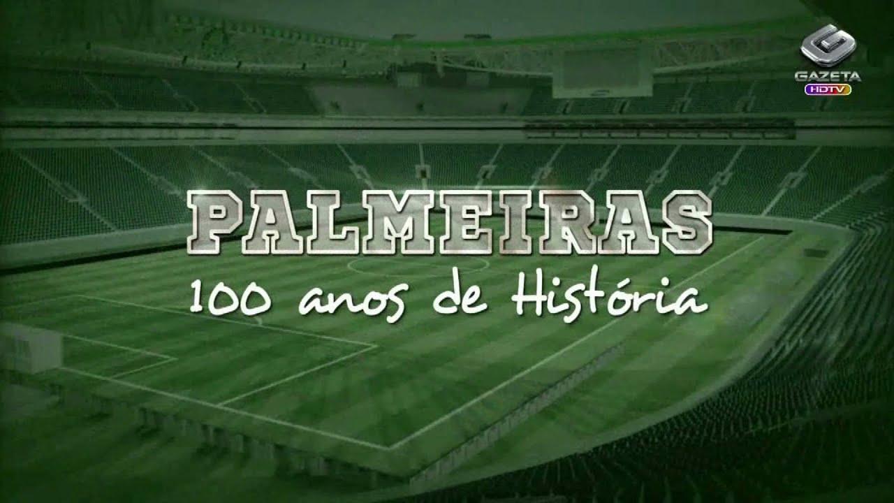 Palmeiras: 100 Anos de História - Mesa Redonda Especial [HD]
