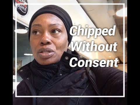RFID chipped without consent!