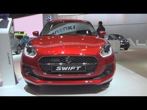 Suzuki Swift . BoosterJet Hybrid Pack () Exterior and Interior