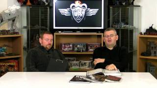 6th Edition 40K Enlisted: Darrell's New Space Wolf List! (Warhammer 40K Army List)