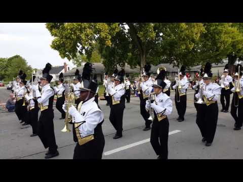 Arts in the Alley Parade in 4K