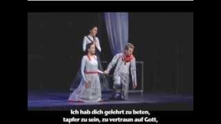 Terzett aus Jour de Gloire von Hanspeter Reimann