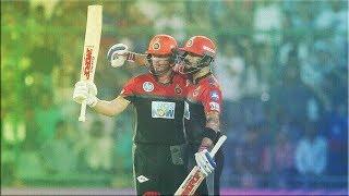 #DDvRCB #KXIPvKKR: AB-Kohli smash DD out of IPL 2018: #AakashVani Review