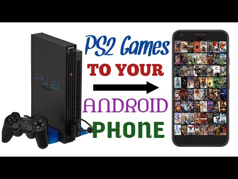 How To Play PS2 Games On Android Phone | PS2 Emulator (Tagalog)