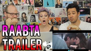 Raabta Trailer - REACTION!