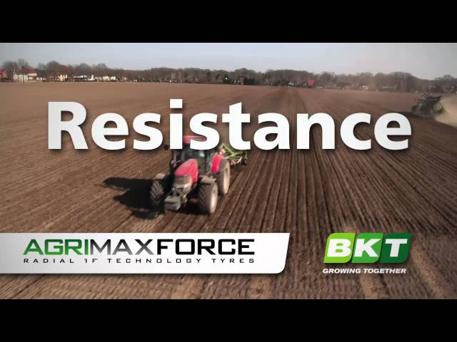 Agrimax Force Agriculture Tire