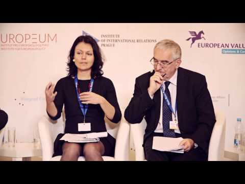 #PragueSummit 2015: Breakout Session on the conflict in Ukraine